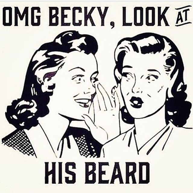 We hear them whispering. They want the beard. Products from HighWest Beard will keep them wanting it! You grow the beard, we'll do the rest! Click the link in the bio! #respectthebeard #shewantsthebeard #growabeard #highwestbeard #beardcare #beardlife #be