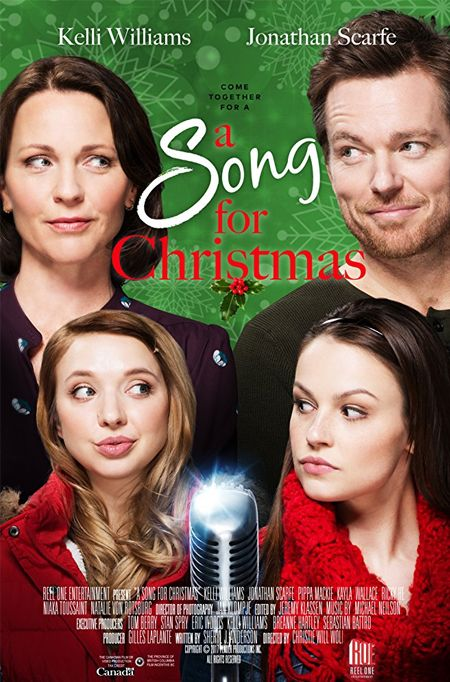 Christmas Solo - an UP Christmas Movie Premiere starring Kelli Williams and Jonathan Scarfe!