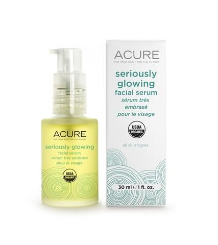 Acure - Seriously Glowing Facial Serum 30ml