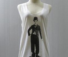 Hildur - Chaplin T-shirt