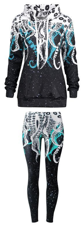 How to match clothes fashion tips,Leggings and Hoodies for women. Buy styles for work, casual, yoga, and club leggings. Cheap prices for black, white, and printed Hoodies and Leggings.#hoodies#leggings