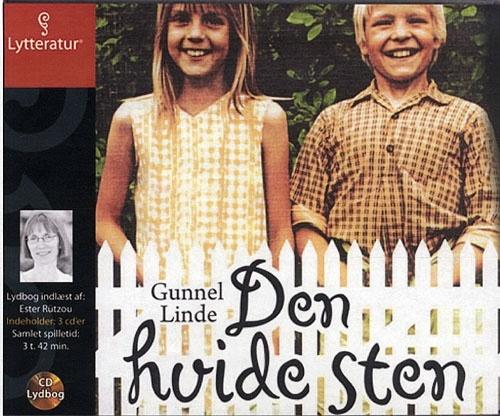 Den hvide sten. Svensk tv serie fra 70erne. Med Fia og Hampus
