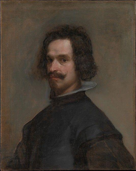 Portrait of a Man Velázquez (Diego Rodríguez de Silva y Velázquez) (Spanish, Seville 1599–1660 Madrid) Date: ca. 1630–35