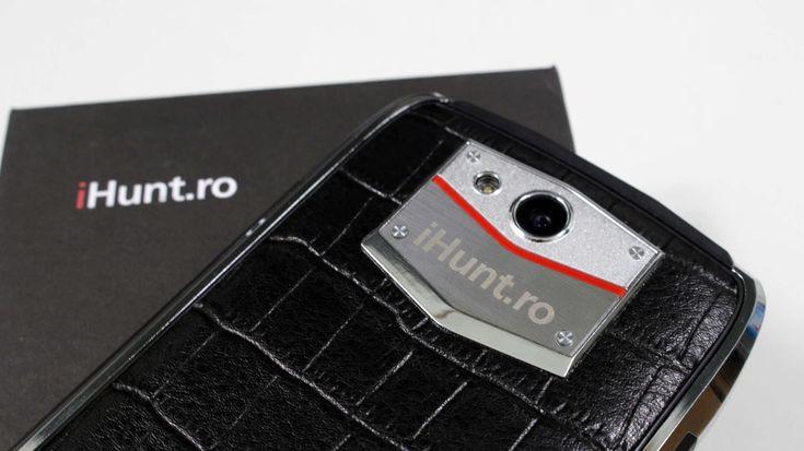 iHunt X200, smartphone rugged dedicat celor care au nevoie de un smartphone rezistent la apă praf sau lovituri.