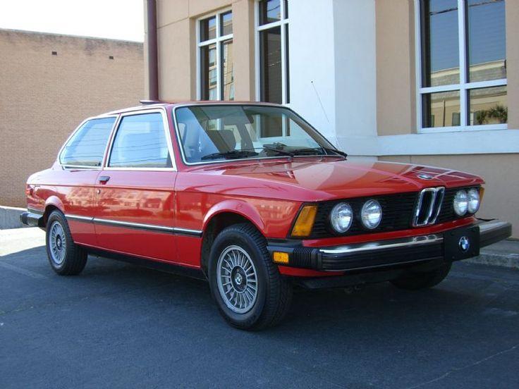 1979 Bmw 320i Color Iberischrot Bmwe21register Com
