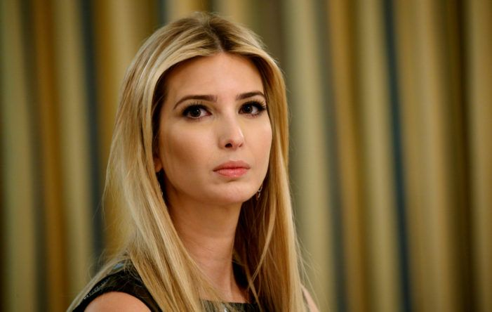 Another Trump Family Member Going Down As Questions Raised About Ivanka's Security Clearance