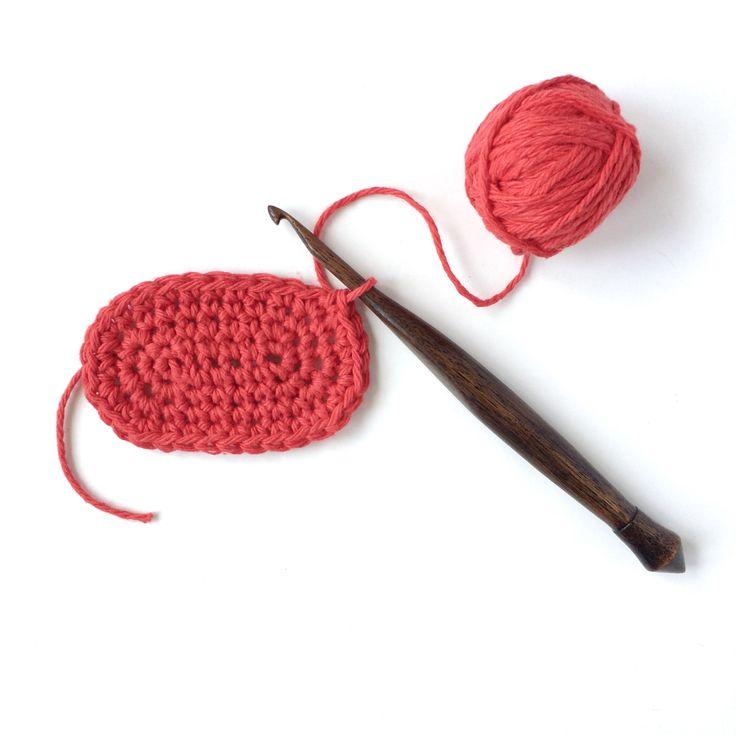 How to Crochet a Basic Oval Shape