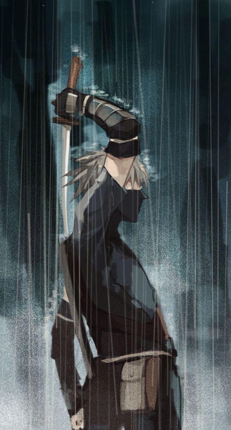 My loved Kakashi Hatake :3