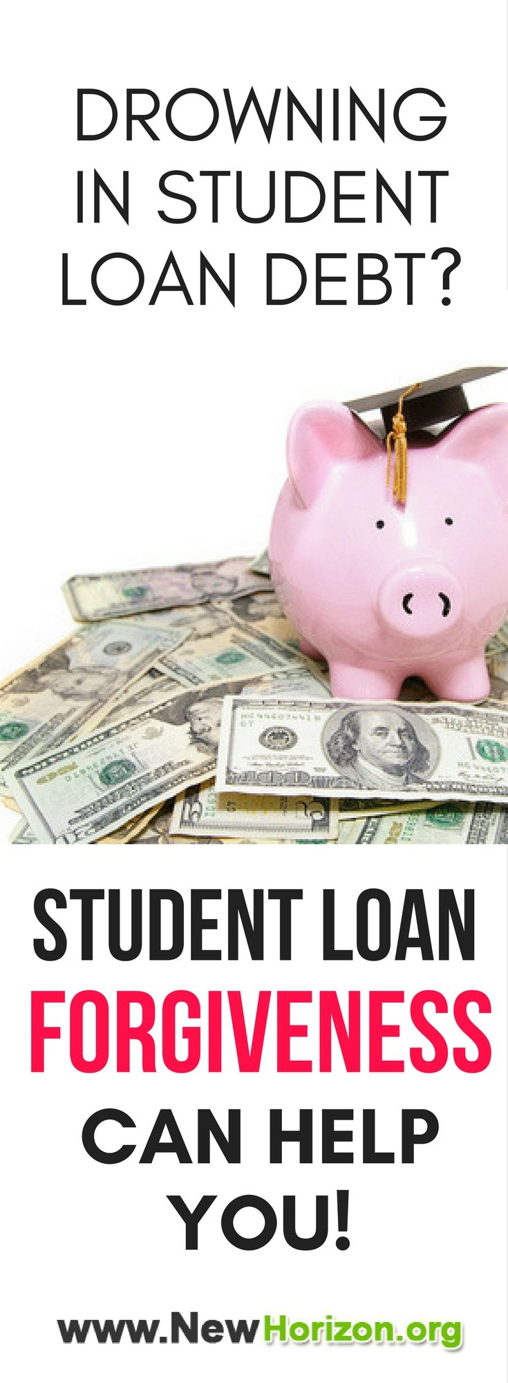 no forgiveness for student loan debt You may qualify for a low or $0 monthly payment visit the federal student debt relief website for more info on federal student loan forgiveness programs.