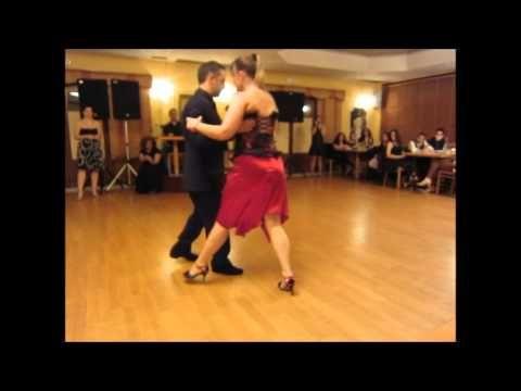 Rafail Saltas & Zili Christoni (3/5) @ Rethymno Tango Weekend 22-23 Feb 2014 - YouTube