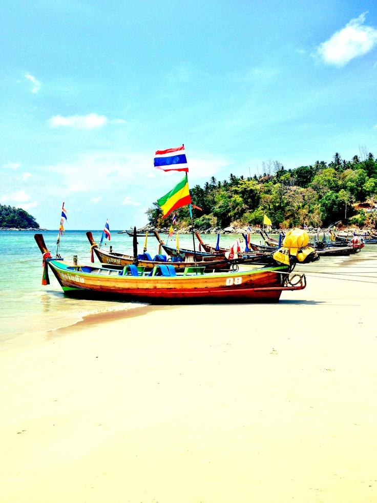 Thailand - Kata Beach #Phuket #Patong