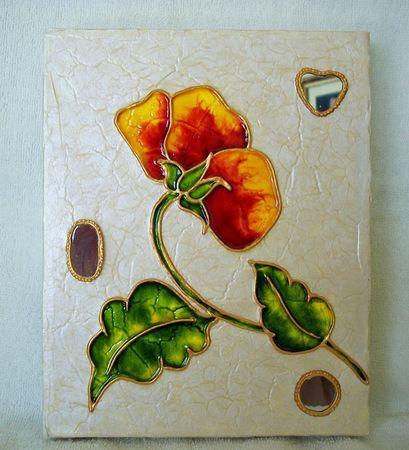 194 best images about faux vitrail on pinterest mosaics for Faux vitrail sur miroir