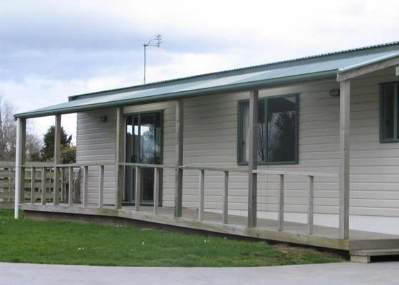 Puriri Farm Cottage - an ideal family unit in Inglewood, New Plymouth District | Bookabach
