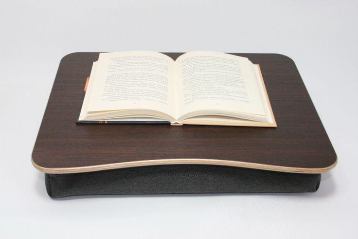 Laptop-Zubehör - Laptop Tray - Knietablett aus Holz  - ein Designerstück von Holzfreude bei DaWanda