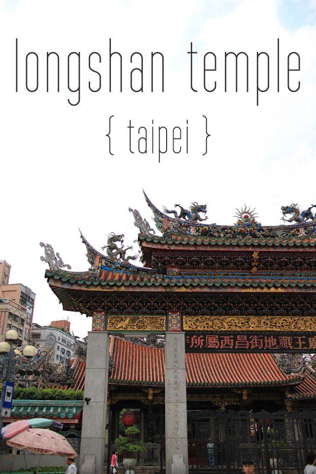 Taipei // Longshan Temple