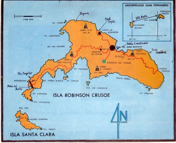 alexander selkirk robinson crusoe