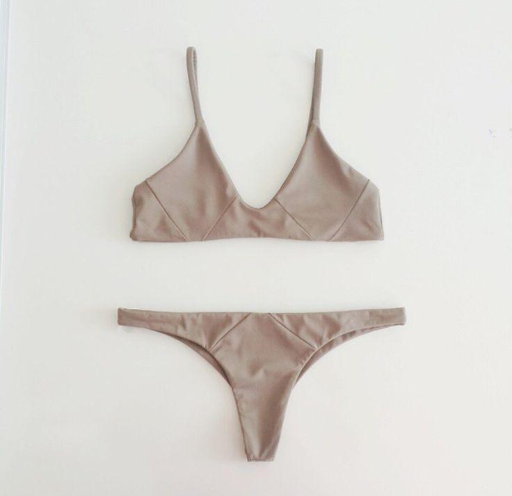 Flattering nude bikini from Ola Feroz