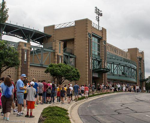 Indianapolis Indians baseball, Triple A baseball, Indianapolis, Indiana