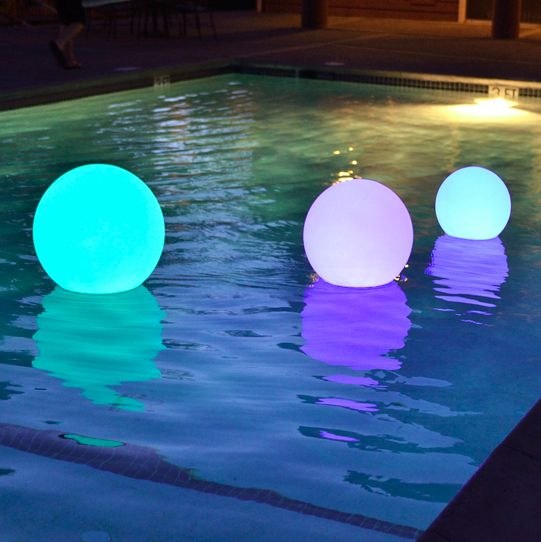 Pool Party Floating Lights Bing Images