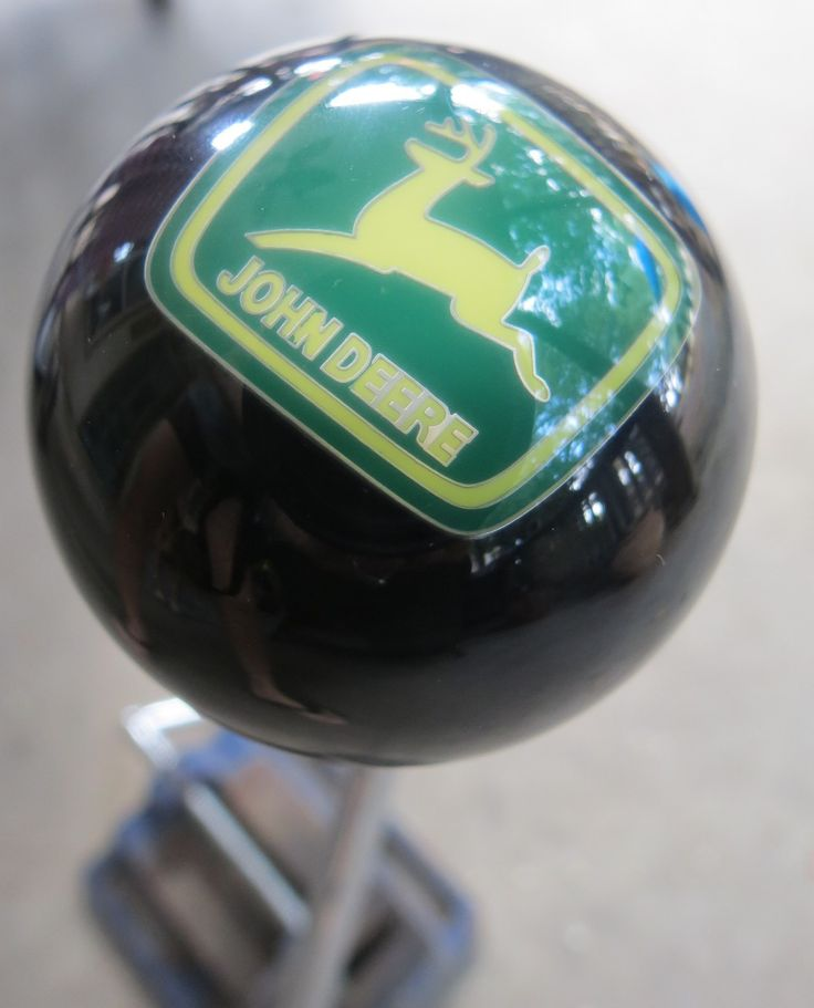 John Deere Shifter : Best images about cool shift knobs please limit