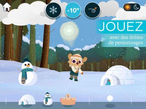 application météo enfant marco polo jeu