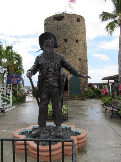 Blackbeard's Castle - St. Thomas, US Virgin Islands ...