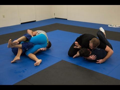 UFC's Bryan Caraway Puts On White Belt, Punks BJJ Class — WATCH!
