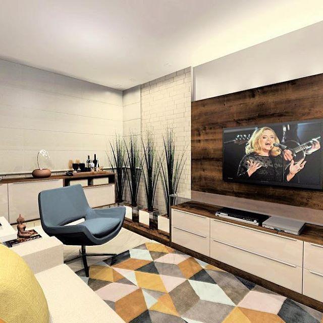 Vai ter padrão Rustic da @criarenatal mais um vez sim, porque é muito lindo 😂😍 E vai ter sala integrada com varanda pra um jovem casal descolado! 💛 Mais um projeto em parceria com a arquiteta @aniedacalafange ✔️🔝 #salaestar #varandaintegrada #descolado #projetos #parceria #promob #promobbrasil #criaremóveis #criarenatal #eusouDI #design #interiores #homedecor #homedesign #interiordesign #living #balconybar #cool #colors #blogdecor #requeirozinteriores