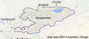 kyrgistan - one of my aim