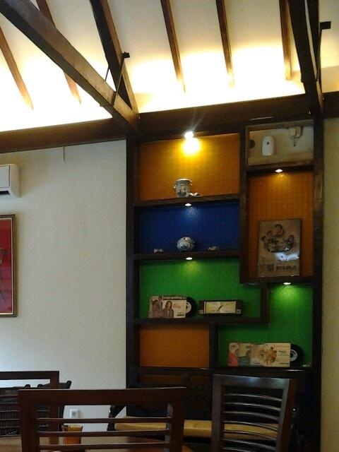 Interior oost koffie en thee