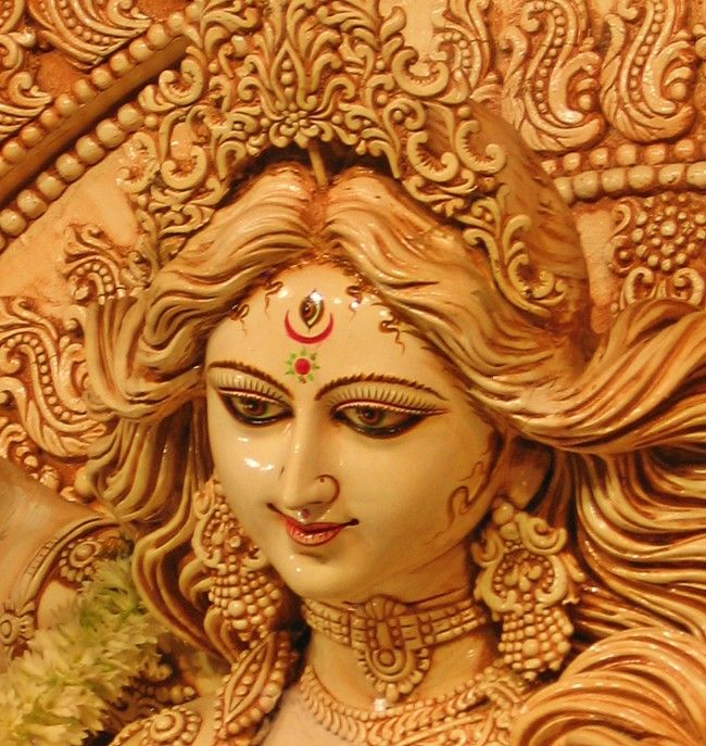 Images from annual Durga Puja festival, Kolkata