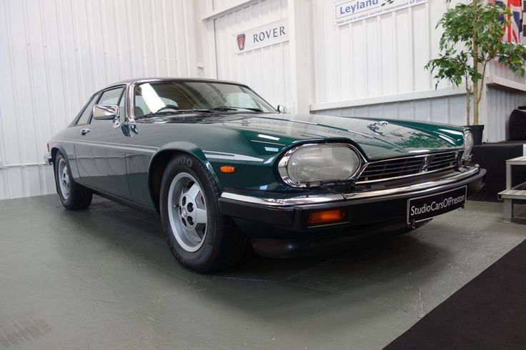 eBay: 1984 Jaguar XJS 5.3 V12 in British Racing Green. Immaculate, ready to enjoy.
