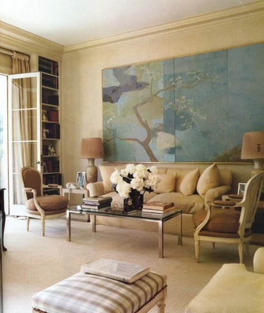 68 best billy baldwin images on pinterest living spaces for Beautiful sitting rooms
