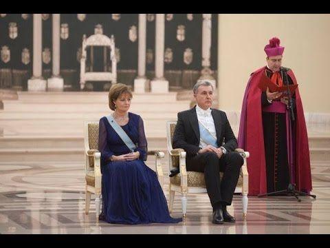 Crown Princess Margareta and Prince Radu presided over the celebration o...