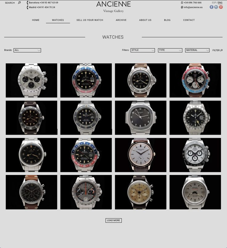 NEW WEB WITH NEW SURPRISES #Vintagewatches #watchcollector #Rolex #VintageRolex