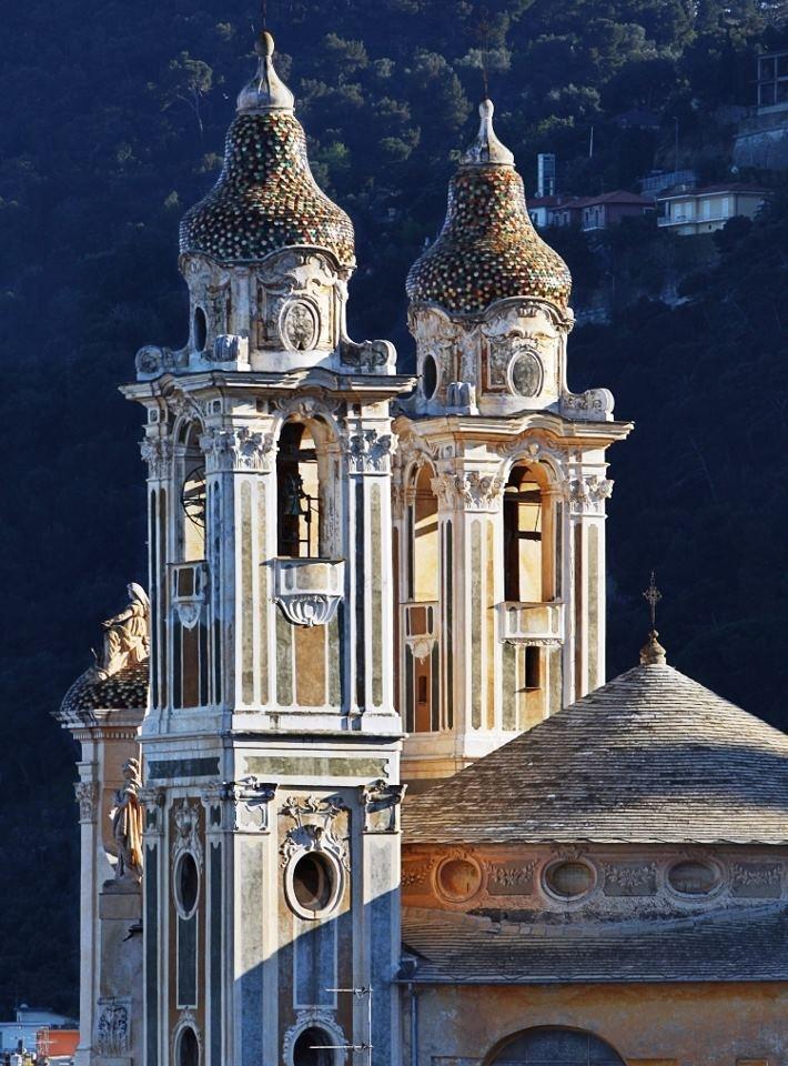 Laigueglia (Savona) - Chiesa di San-Matteo.