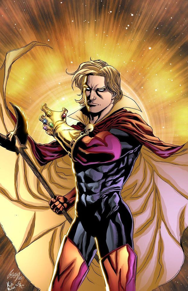 Where is Adam Warlock? | moviepilot.com