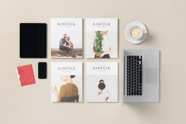 Libri/riviste per Natale: la rivista Kinfolk Magazine