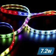 Our LEDs can work in 12V wattage, because there is quality transformer, which can convert your house current into 12v power, thereby increasing the lifespan of these 12v LED light strips. Besides providing you with wide range of these LED strips, we also provide the best quality transformers and necessary accessories, to light up these LED bulbs or strips, so that you don't have to worry about the working of these strips.