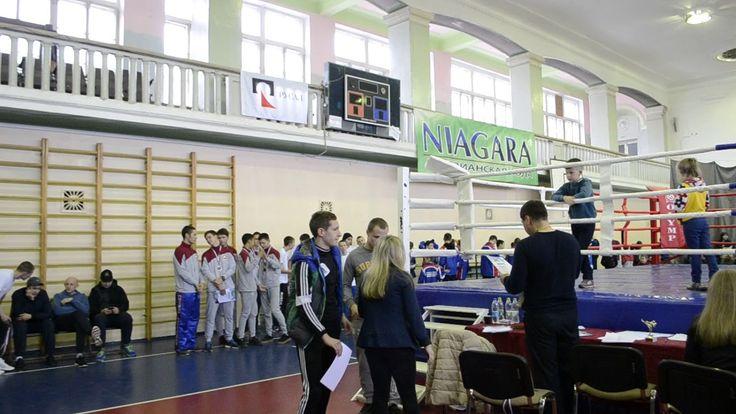 Открытый турнир по кикбоксингу.Награждение.(ч.2)