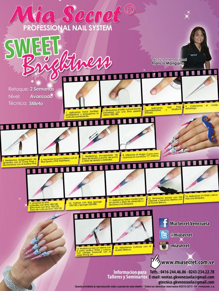 Sweet Brightness Diseño: Stiletto