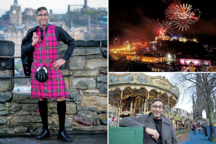 'There's 70,000 coming to my party, I'm Mr Hogmanay' Sanjeev Kohli on hosting Edinburgh party - Daily Record