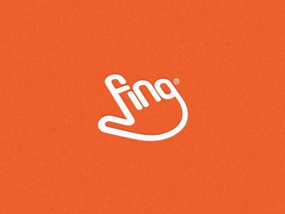 Logo / fing / Designer: Mohamed Shihab
