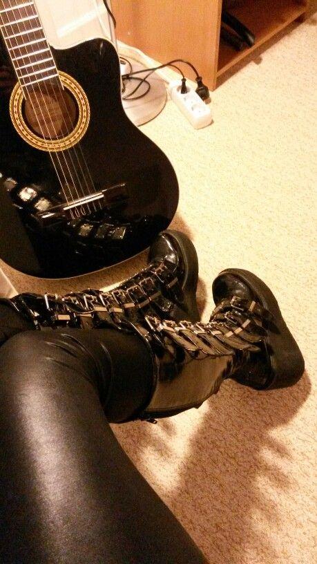 #rockstil #rock #goth