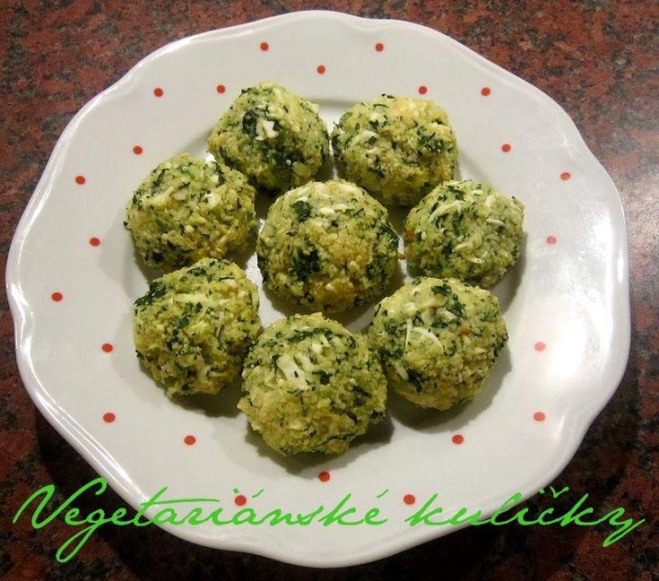 FITKRISS: * Vegetariánské kuličky