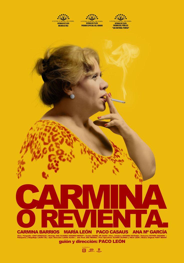 Paco León, Carmina o revienta, 2012.