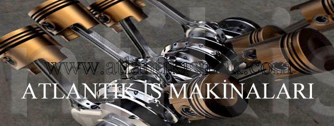 6138-31-1010 Krank mili WA420-1 KOMATSU SA6D110 MOTOR Crankshaft