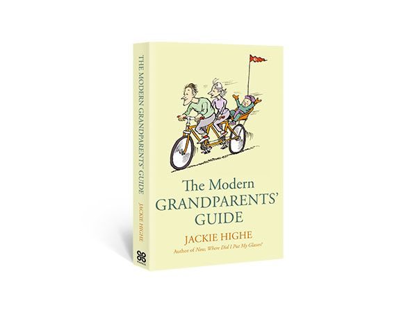 A practical guide to modern grandparenting!