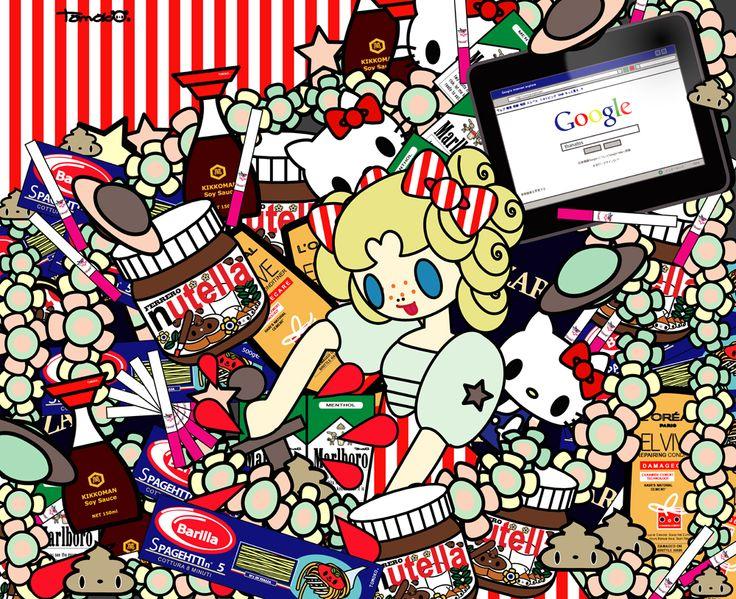 Tomoko Nagao, Princess Candy