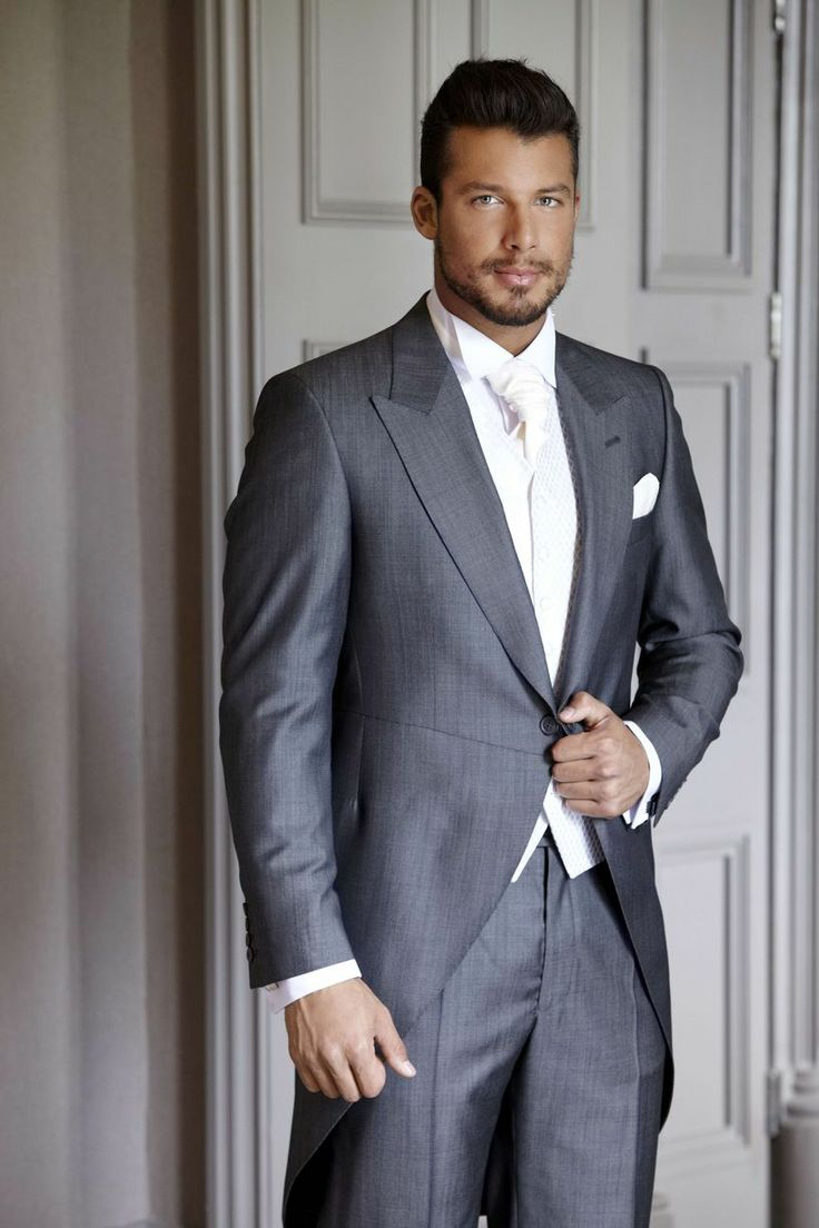 The perfect tails for your groom from Slaters menswear sponsors of Manchester Evening News Win a Wedding 2014.